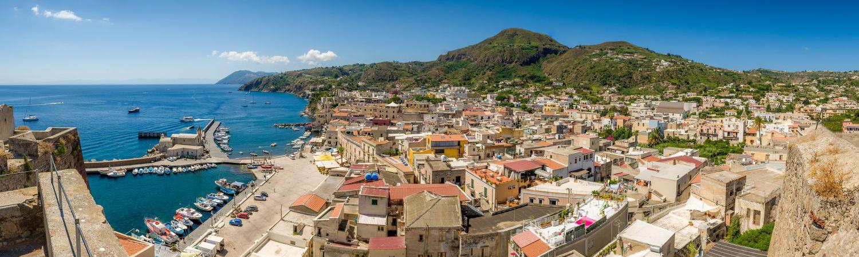Anreise Liparische Inseln